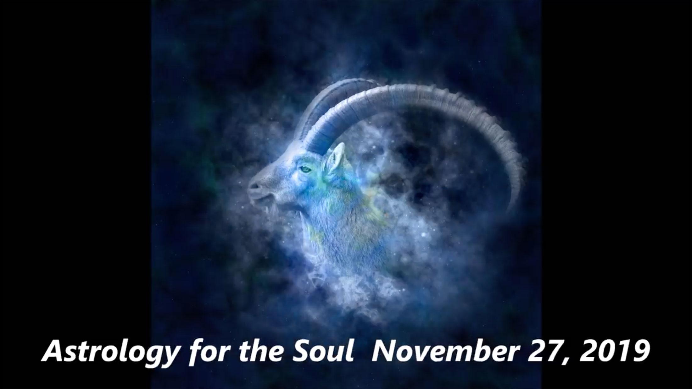 Nov 27th, 2019 – Pele Report, Astrology Forecast