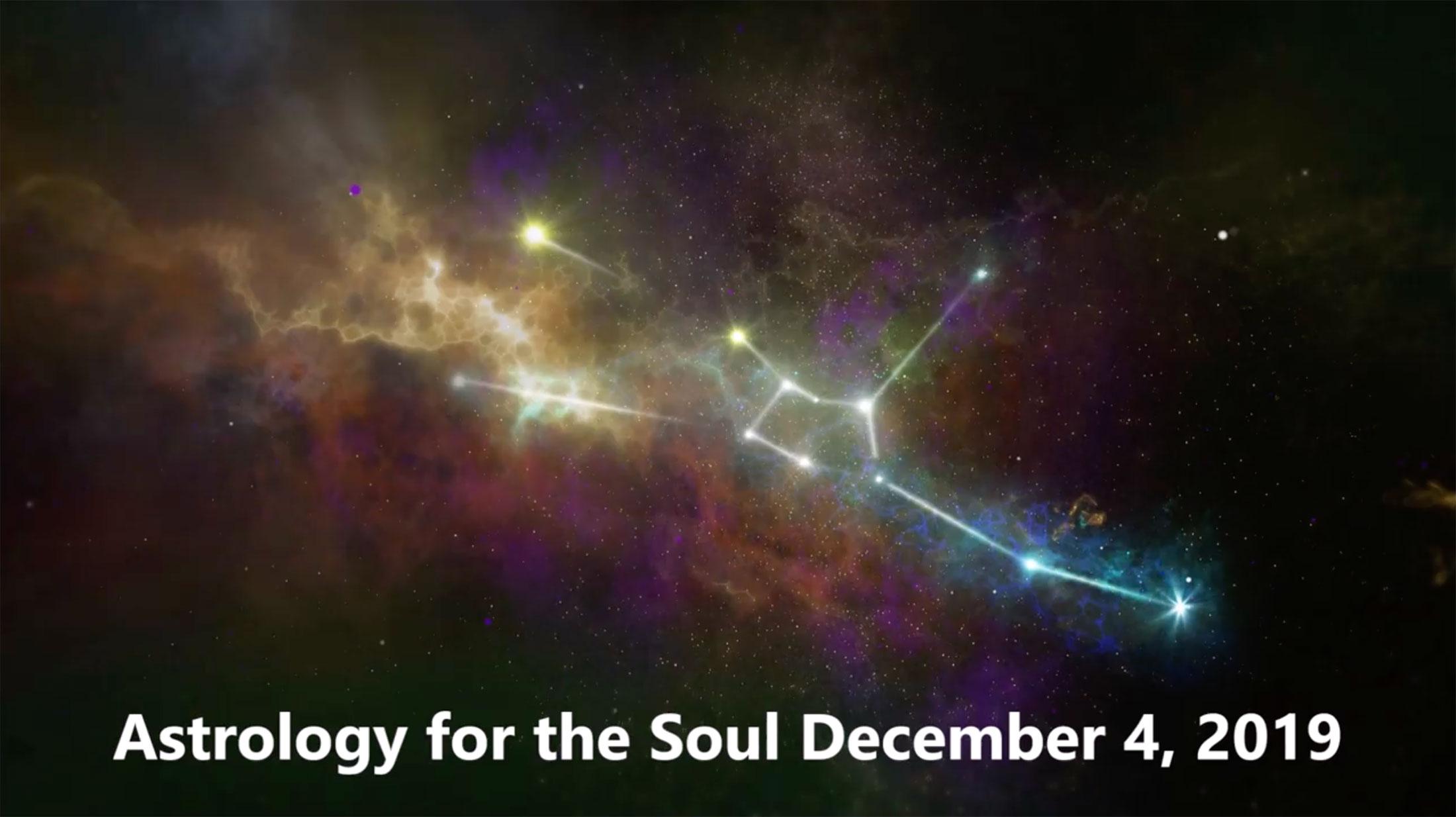 Dec 4th, 2019 – Pele Report, Astrology Forecast