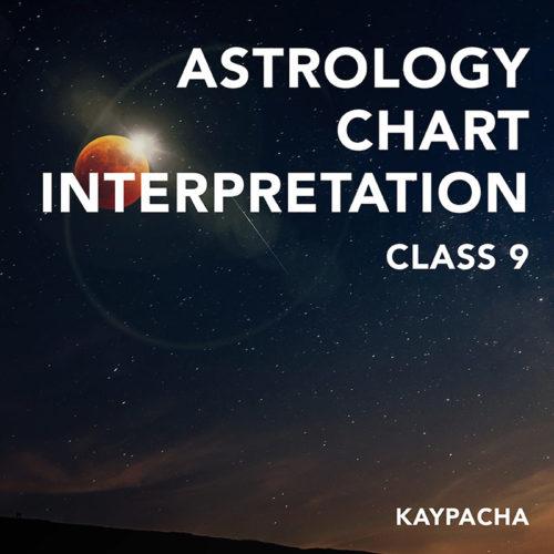 Class 9 Astrology Chart Interpretation