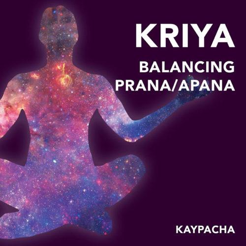Kriya Balancing Prana Apana