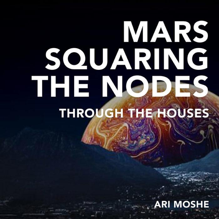 Mars Squaring the Nodes