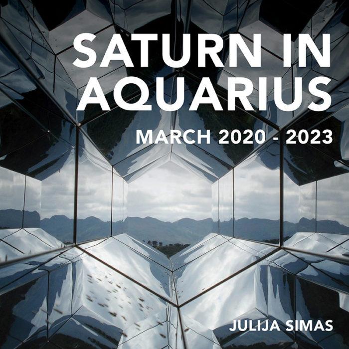 Saturn in Aquarius March 2020 2023