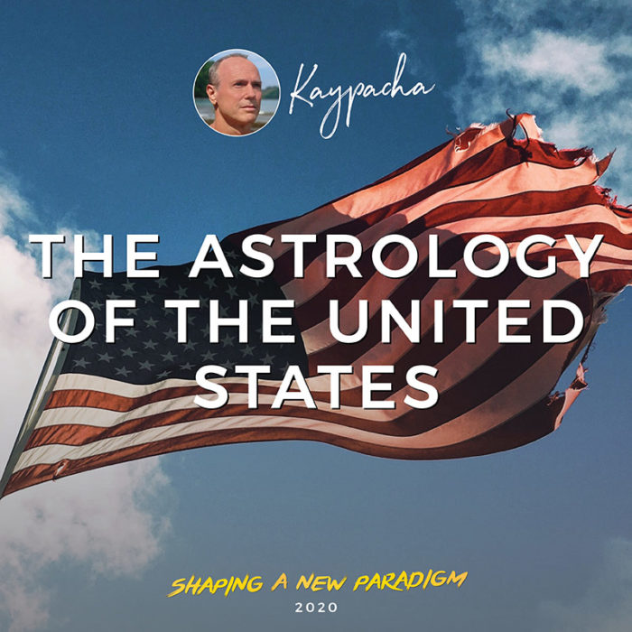 The Astrology of the United States