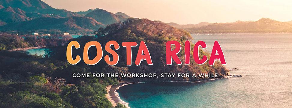 Costa Rica astrology workshop May 2021 ocean view